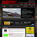 PRI Front Page of Website