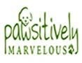Pawsitively Marvelous Logo