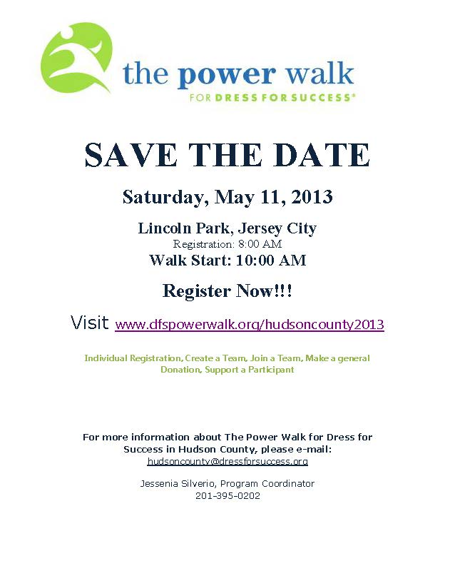 2013 Power Walk
