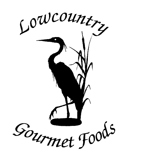 logo for low country gourmet foods