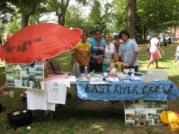CWD 2010 East River CREW table