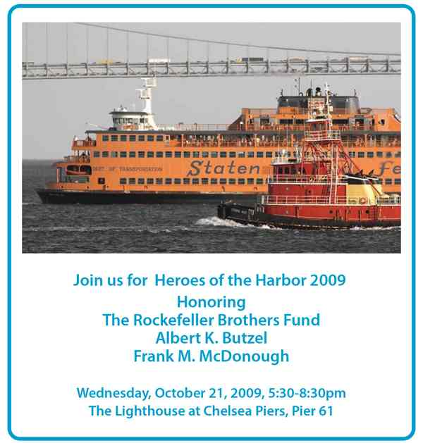 Heroes of the Harbor