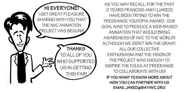 NVC Animation Project