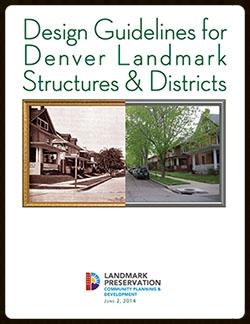 landmark design guidelines