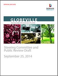 Globeville plan draft