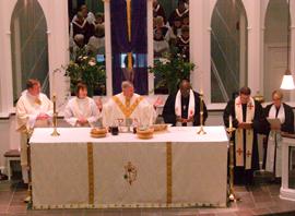 Shared Eucharist
