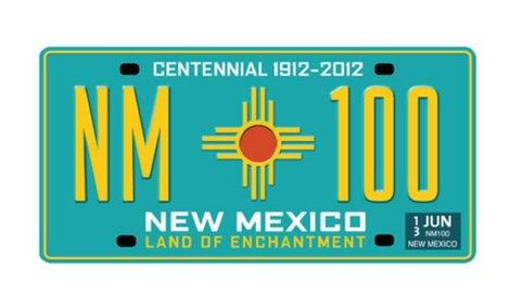 New Mexico 100