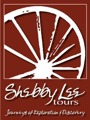 Shebby Lee Tours box logo
