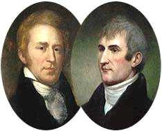 Explorers Lewis & Clark
