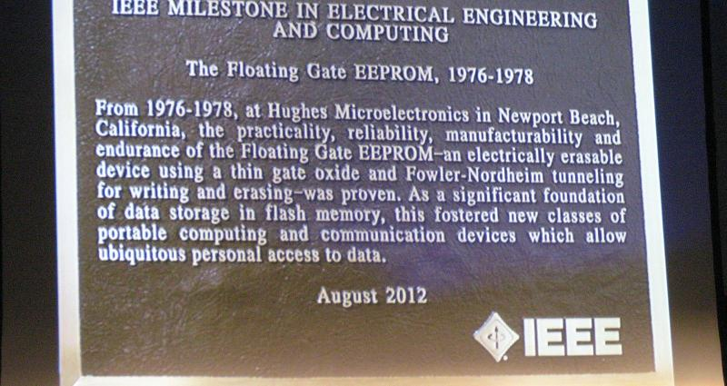 IEEE Milestone Award