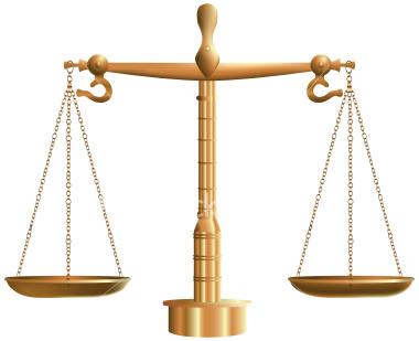 balance weight scale