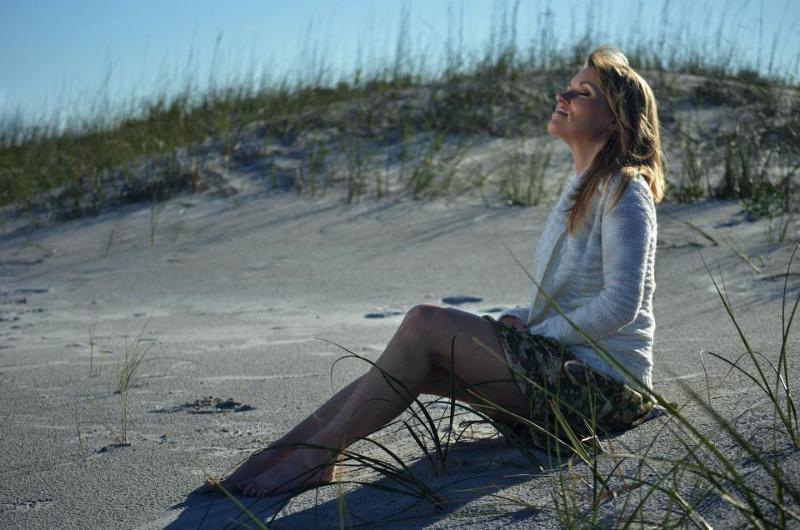 Faith at Wrightsville Beach