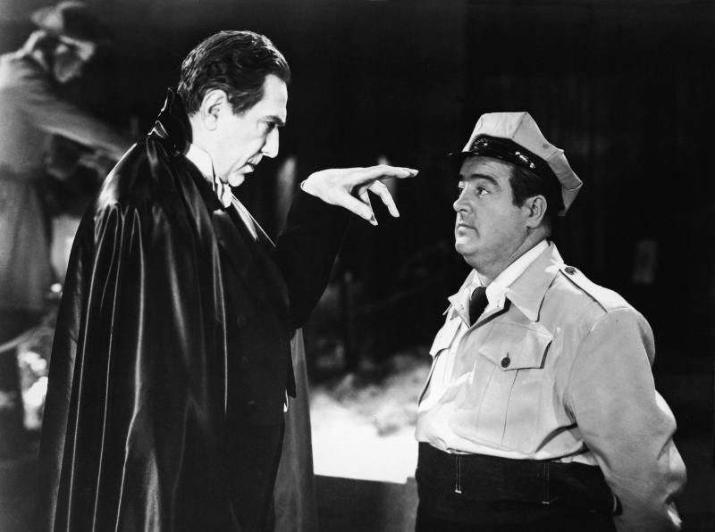 Costello and Dracula