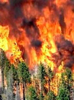 Colorado fires 2012