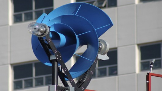 Liam F1 Wind Turbine