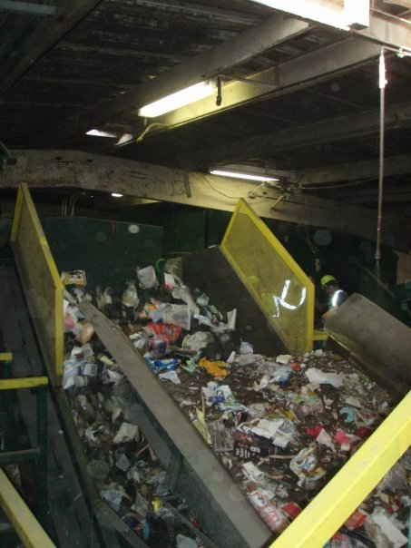 WM Recycling Plant