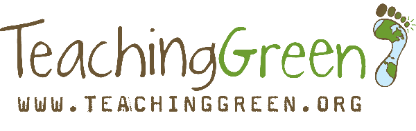 TeachingGreen logo