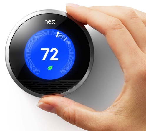 Nest Learning Thermomstat