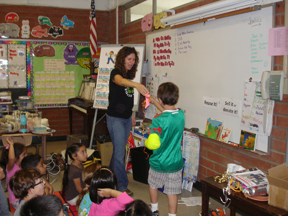 Growing Up Green Classroom Pres