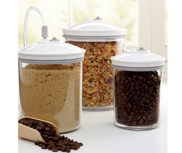 Foodsaver canisters