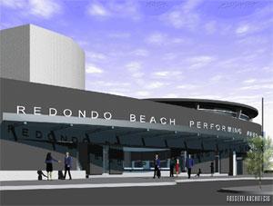Redondo Beach Performing Arts Center