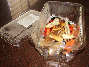 Compost tub