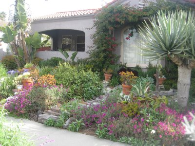 Mar Vista Garden Tour