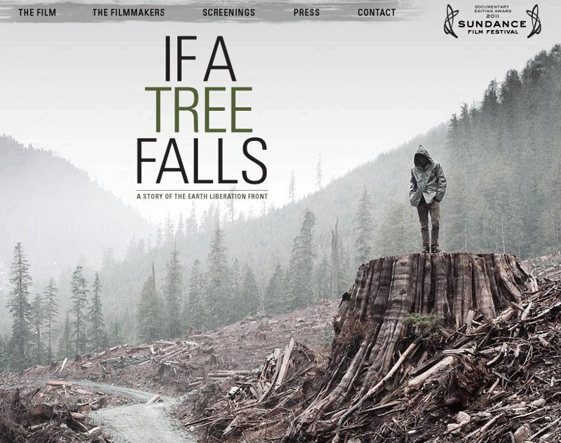 If a Tree Falls A Story of ELF
