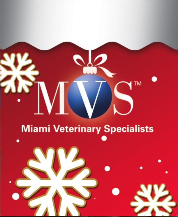 MVS Holiday Label