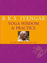 Cover Yoga Wisdom and Practice