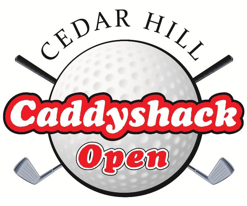 Caddy Shack RED Logo