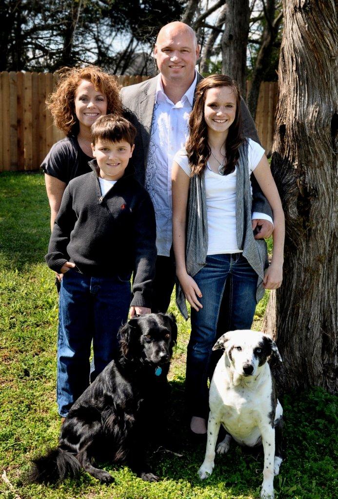 Kirt Speaks-family