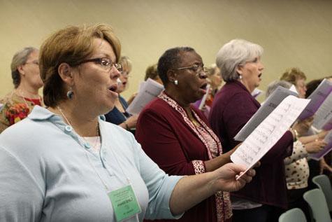 Choir Music Weekend