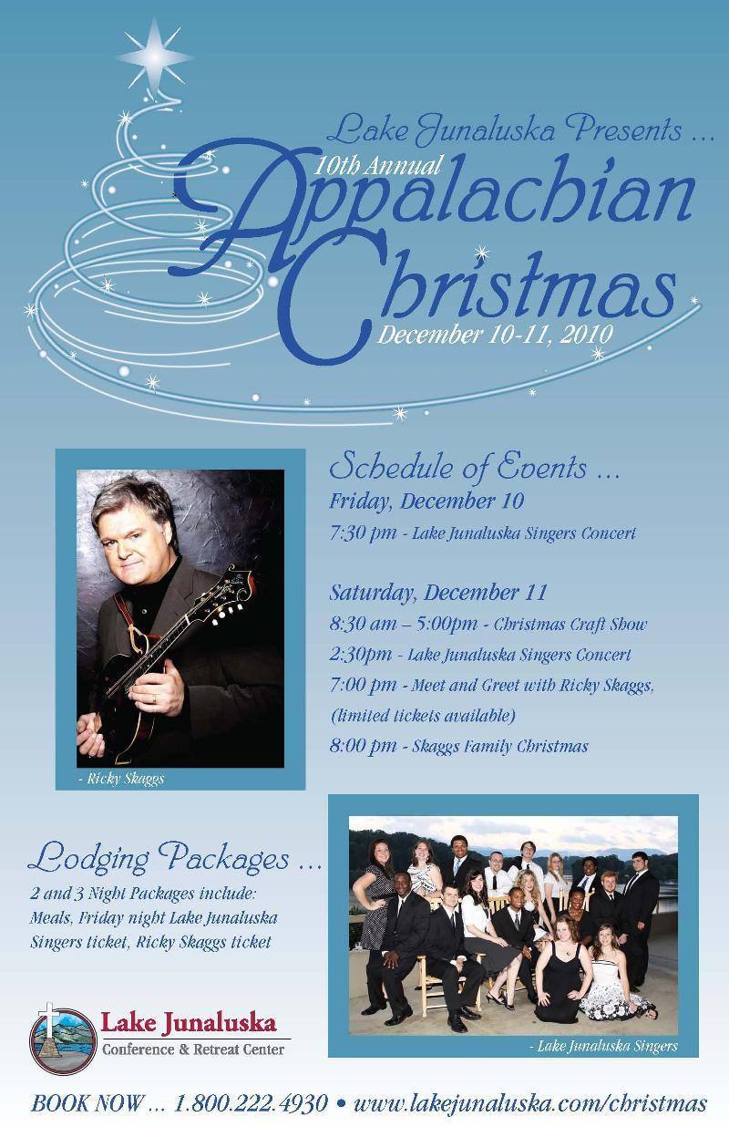 Appalachian Christmas 2010