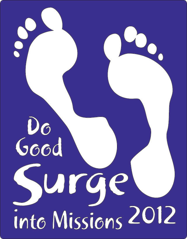 Surge into Missions 2012