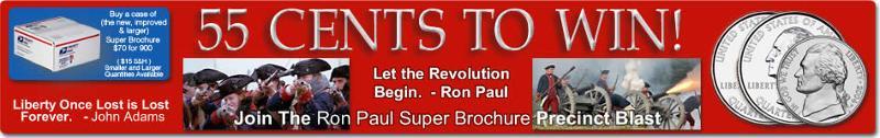 Ron Paul Super Brochure Bar