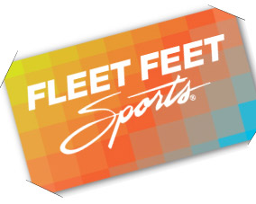 Image result for fleet feet gift card