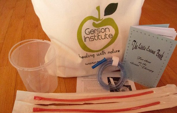 April Special: Gerson Detox Kit
