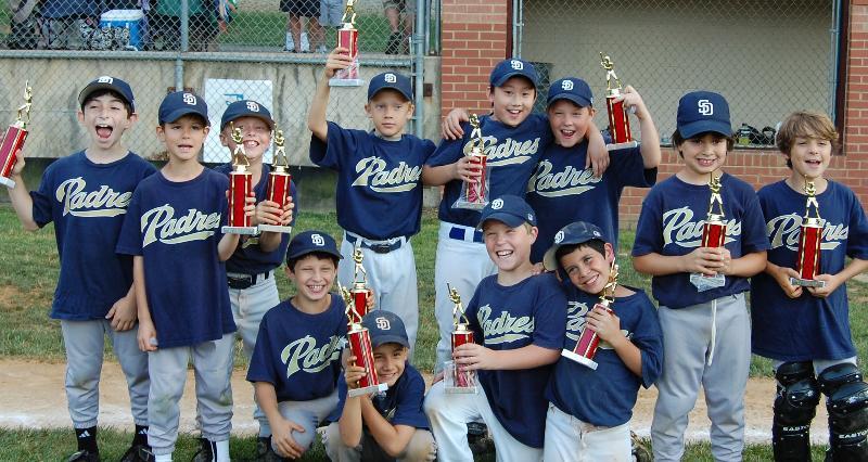 EC's Little League Padres
