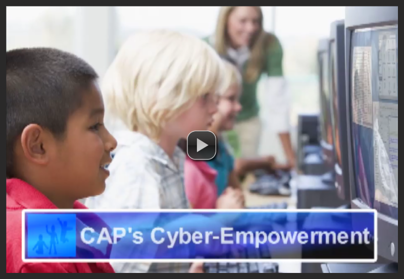 Video Clip - CAP Cyber Empowerment School Program