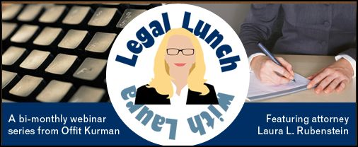 legal lunch with Laura