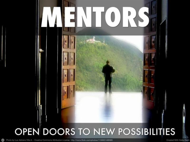 Mentors Open Doors