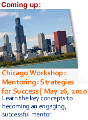 Chicago Mentoring Conference May 26 2010