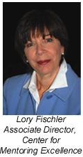 Lory Fischler Asst Director CFME