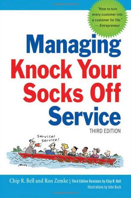 Managing your socks off