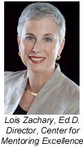 Lois Zachary Director, CFME