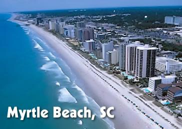 How Far Is Myrtle Beach Sc To Virginia Beach Va