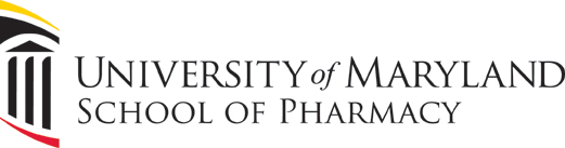 Description: Description: University of Maryland School of Pharmacy Logo