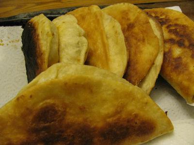 Sweet Potato Quesadillas