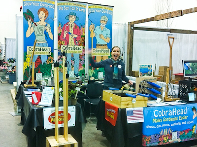 Miese at Wisconsin Garden Expo